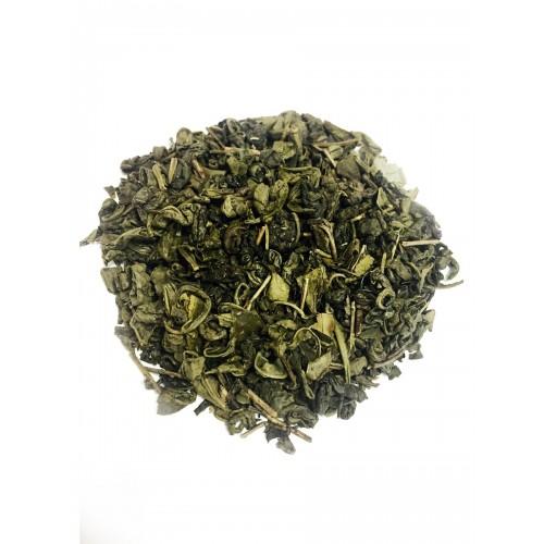 VEERTEA herbata zielona klasyczna 200 g - duże zwinięte liście