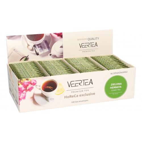 VEERTEA Passionate Green Tea 100 saszetek
