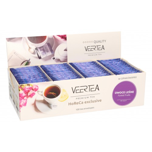 Herbata w kopertkach Veertea Amazing Forest Fruits 2g
