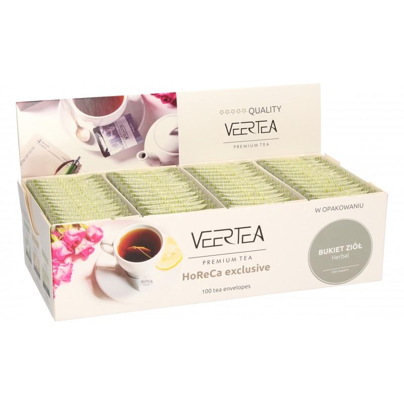 Herbata w kopertkach Veertea Relaxing Herbal Tea 2g
