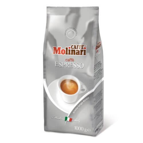 Kawa włoska ziarnista Molinari Espresso 1 kg