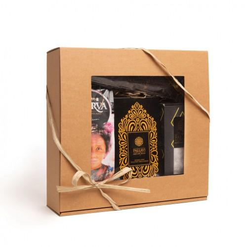 Elegancki zestaw herbat VEERTEA - 160 kopert - pudełko na prezent