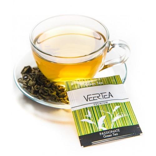 VEERTEA Passionate Green Tea 500 saszetek