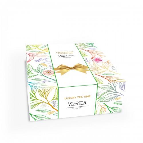 Prezentowy zestaw 40 najlepszych herbat Veertea Premium