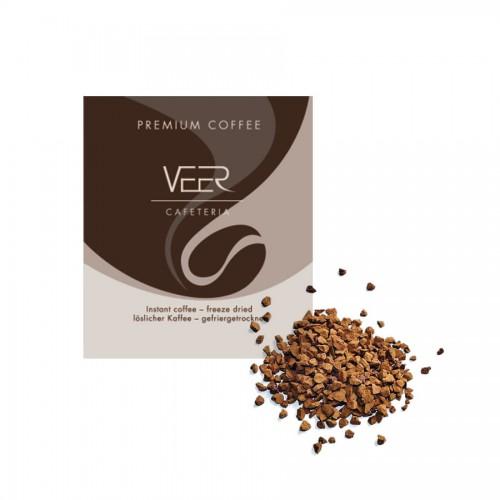 Kawa rozpuszczalna w saszetkach 1,8g 40 sztuk Veercafeteria
