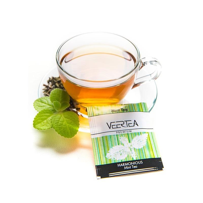 Herbata w kopertkach Veertea Passionate Green Tea 1,5g