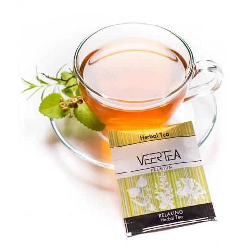 VEERTEA Relaxing Herbal - herbata ziołowa w saszetkach / kopertkach -  500 torebek