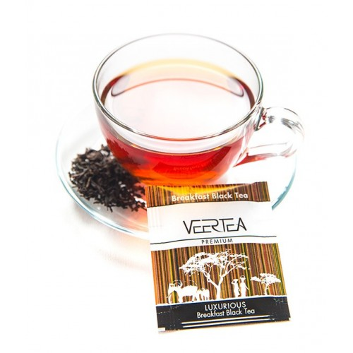 VEERTEA Luxurious Breakfast Black Tea 100 saszetek